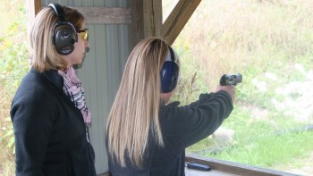 Permalink to: NRA Women on Target® Instructional Shooting Clinic
